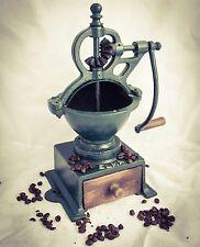 Antique ELMA Spanish Coffee Grinder Mill Moulin cafe Molinillo Kaffeemuehle