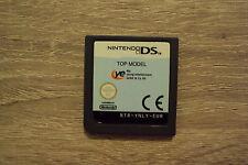 Jeu Nintendo DS - Top Model Ye - en loose