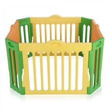 Parc Bébé Barrière Sécurité Plastique Enfant Protection Espace Jeu Chambre