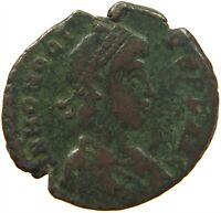 ROME EMPIRE HONORIUS FOLLIS #s29 175