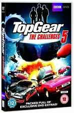 TOP GEAR UK 2009-2010 - THE CHALLENGES VOLUME 5 - With new STIG! - UK DVD not US