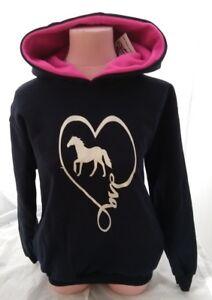 horse riding  / HOODIE/ heart breaker horse Equestrian/