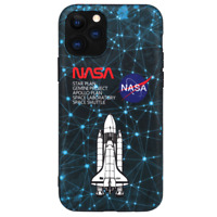 Nasa Apollo Galaxy Soft Case Cover For Apple iPhone 11 Pro Max XR XS 7 8 Plus 6S