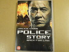 DVD / POLICE STORY - BACK FOR LAW ( JACKIE CHAN )