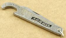 Sapporo Beer Vintage Folding Knife & Bottle Opener Made in Japan
