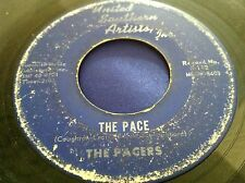 Hear Rare Guitar Rocker Bopper 45 : The Pacers ~ The Pace ~ New Wildwood Flower