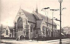 POSTCARD   DORSET   BOURNEMOUTH  BOSCOMBE  St  John's  Church