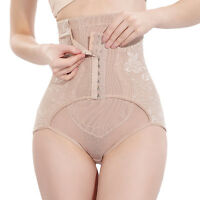 Tummy Control High Waist Panty Seamless Butt Lifter Women Shorts Body Shaper USL