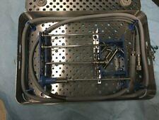 STRYKER ENDOSCOPIE 4mm 30° 502-477-031 autoclavable 134°  set complet