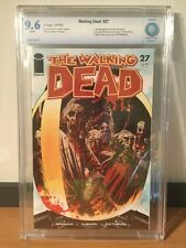 Image Comics The Walking Dead #27 CBCS 9.6 1st Appearance Of The Governor 4/2006