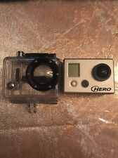 GoPro HERO Original Silver With Clear Case Go Pro