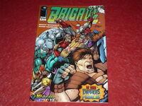 [ Bd Comics Cuadros USA] Brigade #3-1993