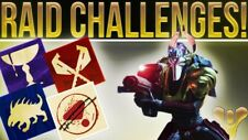 Destiny 2 Leviathan Raid Full normal challenge mode for PS4 only very cheap