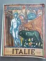 Magazin Schwierigkeiten Zeitung Der Voyages Italien Nr. 196 Mrz-Apr 1957