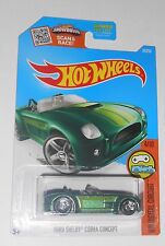 HOT WHEELS FORD SHELBY COBRA CONCEPT 24/250 SHIPS FREE!