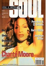 Chante Moore Blues & Soul 1994 Barry White Jonathan Butler Pete Rock & CL Smooth