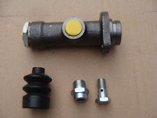 Pompa olio freni freno oil pump Fiat 500 B Topolino seconda serie con raccordi