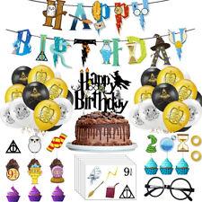 Harry Potter Kindergeburtstagsfeier Dekoration Dekoration Geburtstagsfoto Feier