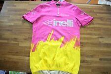 Vintage Cinelli Tommaso Half Sleeve Cycling Jersey Size4