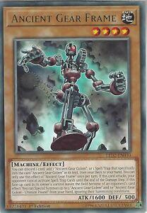 Yu-Gi-Oh! TCG: Ancient Gear Frame - LED2-EN030 - Rare Card - 1st Edition
