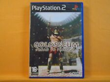 *ps2 COLOSSEUM ROAD TO FREEDOM (NI) A Fighting Action Game Playstation PAL UK