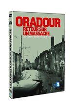 DVD ORADOUR Retour sur un Massacre neuf sous cellophane