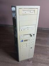 Pentium MMX 166 49MB Big Tower *Vintage DOS Windows Rare*