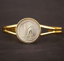 2013 Ohio Perry's Victory and International Peace Memorial  25c Coin GP Bracelet