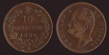 10 CENTESIMI 1894 BI BIRMINGHAM - UMBERTO I