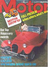 MOTOR Magazine - October 16 1982 - Panther Kallista