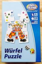 Toyplace Würfel Puzzle ab 3 Jahre