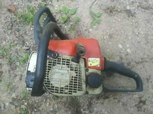STIHL 017  Chainsaw for parts or repair