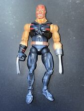 Marvel Legends Age Of Apocalyse Wolverine Burned Variant (ToyBiz)