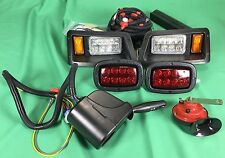 LED LIGHT KIT FOR YAMAHA G22 WITH UPGRADED TURN SIGNAL HORN AND BRAKE PAD