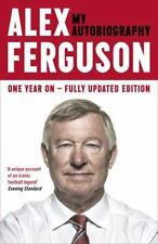 Alex Ferguson: My Autobiography-ExLibrary