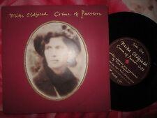 Mike Oldfield – Crime Of Passion Virgin VS 648 UK Vinyl 45 Single