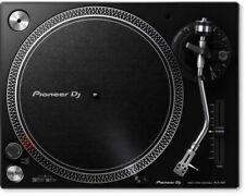 DECK. Record PLAYER. Dj Pioneer TRACTION. PLX-500-K. Dj vinyl Turntable. New.