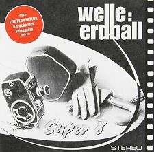 WELLE ERDBALL Super 8 LIMITED MCD 2001 (schwedische Pressung/Energy)