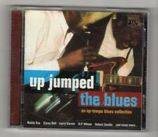 (HZ385) Up Jumped The Blues, 18 tracks various artists - 1996 CD