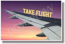 Take Flight - New Motivational Poster