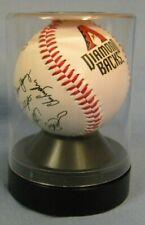 Arizona Diamondbacks 2007 Rawlings Baseball w/ Autographs Clubhouse Baseball