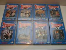 DVD 8x Thunderbirds Kompleet Collectie van de TV serie NL ondertiteld