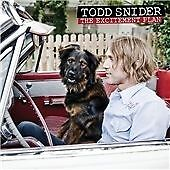 Todd Snider - The Excitement Plan (2009)  CD  NEW/SEALED  SPEEDYPOST