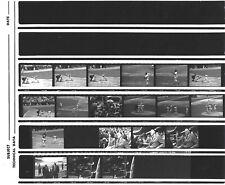 APRIL 15 1969 NY YANKEES VS WASH SENATORS OPENING DAY CONTACT SHEET ORIG PHOTOS