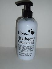 I Love Blueberry & Smoothie Moisturizing Body Lotion 8.5 fl oz.