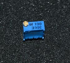 L3103 100R Pot // Trimmer 3386F-1-101LF 3386F-1-101 3386 100R 5  X 5 piece