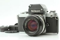 * EXC+5 * NIKON F2 Photomic SLR 35mm Film Camera w/ NIKKOR 50mm F1.4 from JAPAN