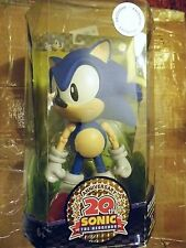 "sonic the hedgehog 10"" 1991 classic figure jazwares 20th nib toy"