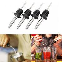 Wine Bottle Pourer Liquor Spirit Pouring Stopper Kitchen Bar Tool