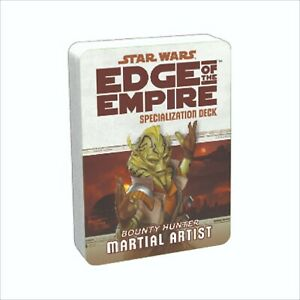Star Wars Edge of the Empire – Martial Artist Specialization Deck